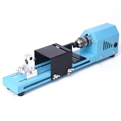 150w Miniature Mini Lathe Beads Machine Diy Polishing Woodworking Drill Dc12-24v