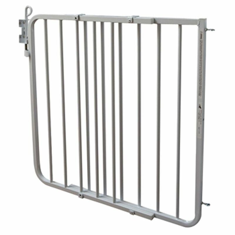 Cardinal Gates 29.5 Inch Adjustable Indoor Gate, White (Open Box)