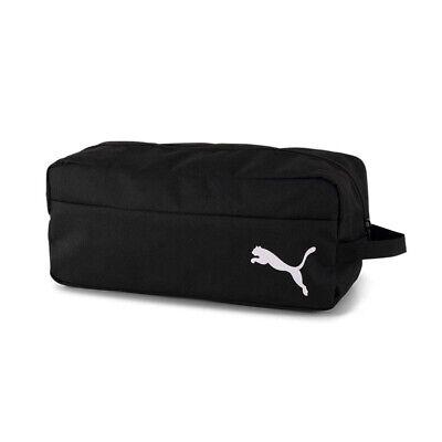 Puma Team Goal 23 Football Rugby Boot Shoe Bag Black