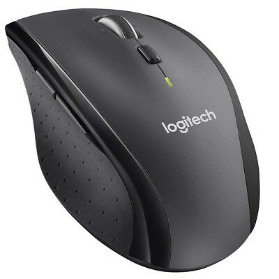 9f09df66674 Logitech M705 Marathon Wireless Laser Mouse with Unifying USB Receiver