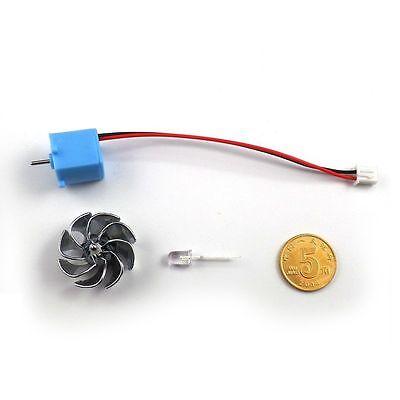 Ac Motor Vertical Micro Wind Hydraulic Turbines Power Generator Alternato Ca New