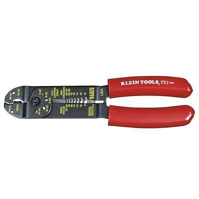 Klein Tools 6-in-1 Stripper Cutter Crimper Cutting Electrical Wire Bolt Cut Tool