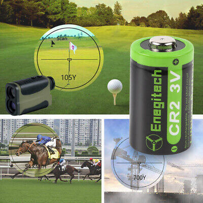 Enegitech CR2 3V Lithium Non-rechargeable Battery 800mAh with PTC Protection 12P