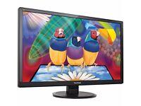 "Viewsonic 28"" 8-bit LED Flicker-Free Monitor"