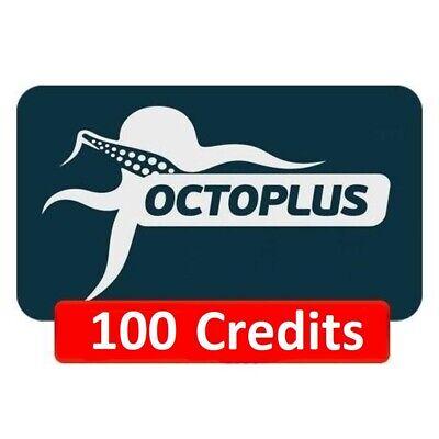 Octopus , Octoplus Box server Credits(100 Credits) -Fast Service-