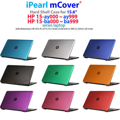 NEW mCover® Hard Shell Case for 15.6