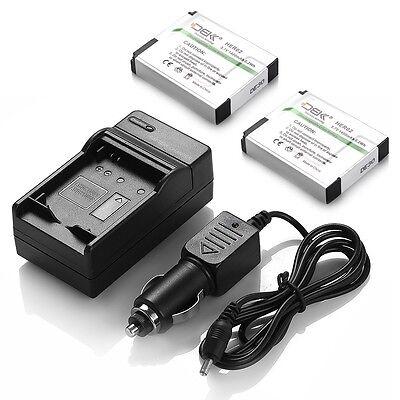 2 x AHDBT-001 AHDBT-002 Battery For GoPro HD Hero2 960