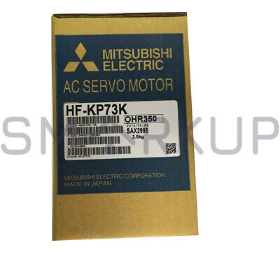 New In Box Mitsubishi Hf-kp73k Servo Motor