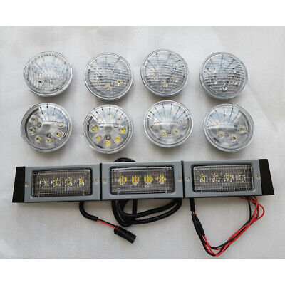 Led Work Light Kit For John Deere Tractors 4050 4250 4450 Led Conversion Kit