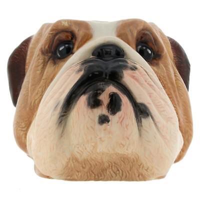 Keramik Tasse Kaffeetasse Kaffeebecher Englische Bulldogge Hund Tier NN50