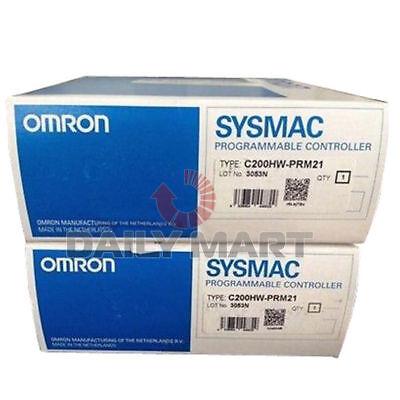 Omron C200hw-prm21 Profibus Dp Master Unit Plc Module New