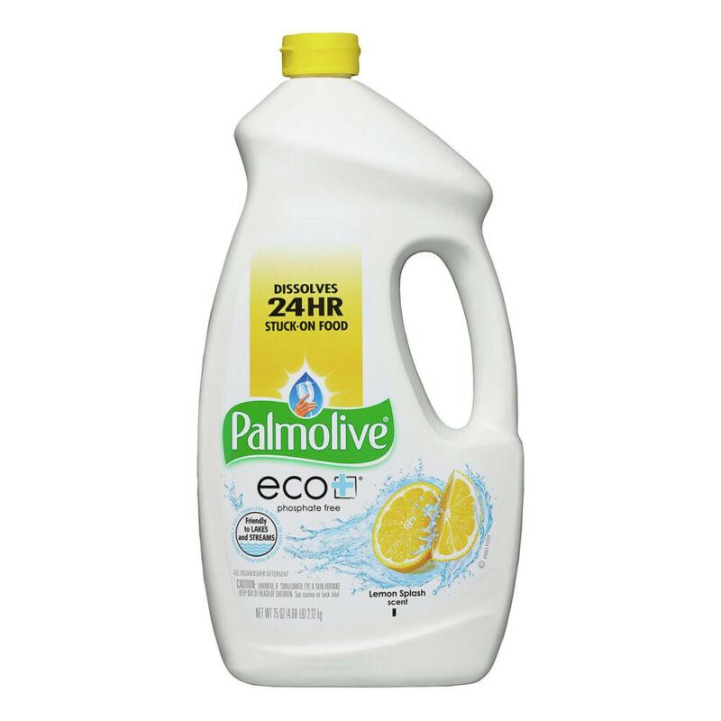 Palmolive 42706 75 oz. Automatic Dishwashing Gel - Lemon New