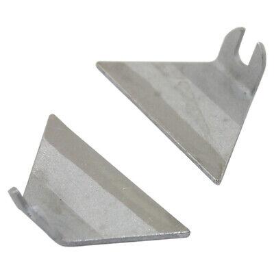 30mm Replacement Tip Set Kit For Electric Soldering Desoldering Iron Tweezers