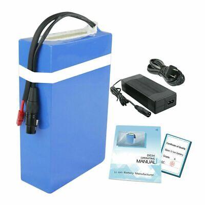48V 20AH Lithium Batter Li-ion For 500W-1800W Electric Bicycle E bike Motor Kit
