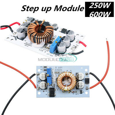 Step Up Converter 10a 250600w Dc Boost Constant Current Power Supply Led Module