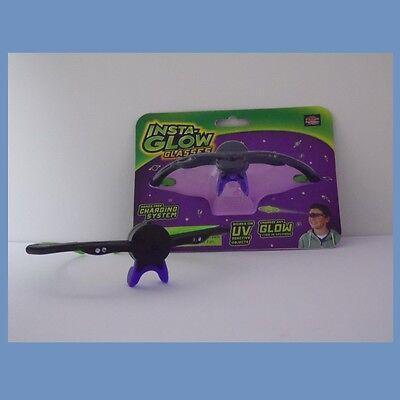 UV Black Light Torch Glasses, hands free for small model painting. CHRISTMAS
