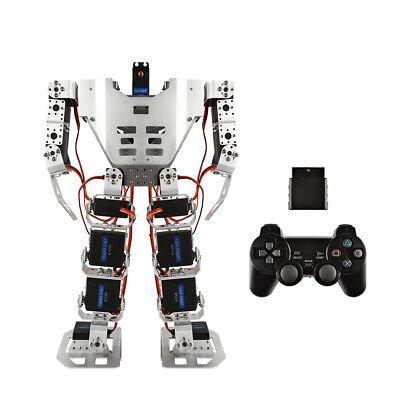 Sainsmart 17-dof Biped Humanoid Kit With Sr319 Digital Servos And Controller Us