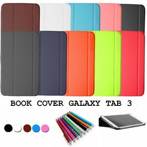 housse coque etui book cover pour samsung galaxy tab 3 4 lite 10 1 8 4 8 0 7 0 ebay. Black Bedroom Furniture Sets. Home Design Ideas