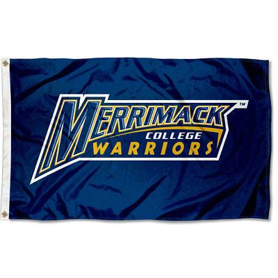 Merrimack College Flag Large 3X5