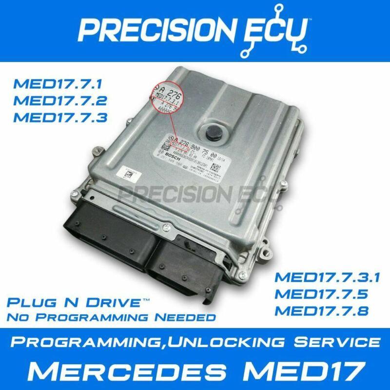 Mercedes MED17 / Used ECM Programming or Unlocking Service