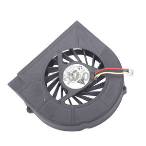 New CPU Cooling Fan for Hp Compaq Presario CQ50 CQ60 G50 G60 G70 Black