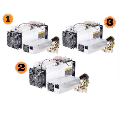 🔥Steal the Deal 🔥 3 Qty Antminer S9 + FREE 3 Qty Bitmain PSU🚀 FREE SHIPPING📦 for sale  Shipping to South Africa