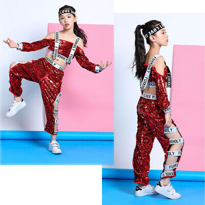 Costumes For Hip Hop (Fashion Sequins New Jazz Dancewear Costumes Hip Hop Dance for)