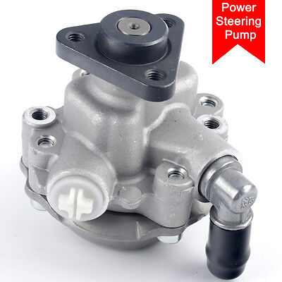 New Power Steering Pump for BMW E46 323i 325i 328Ci 330i Direct Fit