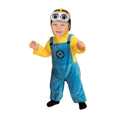 Infant Minion Despicable Me Halloween Costume - Despicable Me Minion Baby Halloween Costume