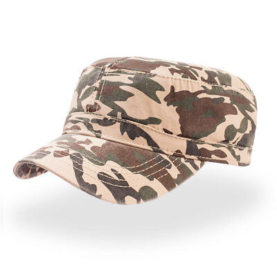 Camouflage Military Style Cap (BERRETTO MILITARE softair cappello esercito army style camouflage MILITARY CAP)
