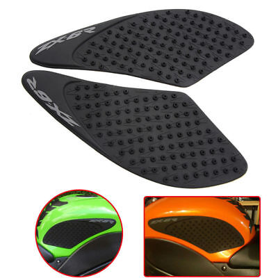 KAWASAKI Ninja ZX-6R Motorcycle Tank Traction Gas Pad Knee Fuel Side Grips 09-15 for sale  Shipping to Canada