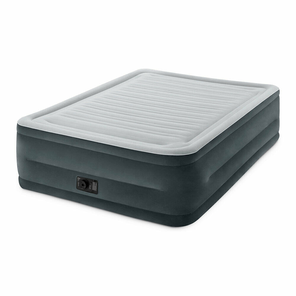 22 queen matress high rise air bed