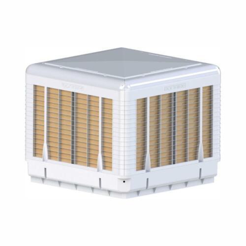 Bonaire Durango 4000 CFM 2-Speed Down/Side Discharge Roof Top Evaporative Cooler