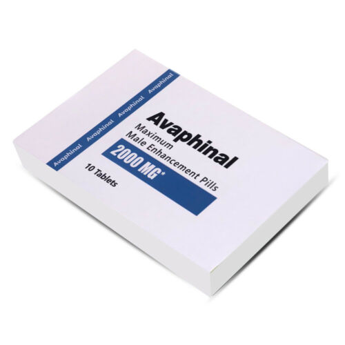 Avaphinal Premium Maximum Male Enhancement Pills Alpha Male Booster