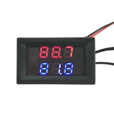 Dual Display Digital Thermometer Fahrenheit Temperature Sensor With Ntc Probe
