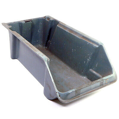 Sturdy Plastic Stackable Storage Bin Parts Organizer Container 24 X 11 X 8