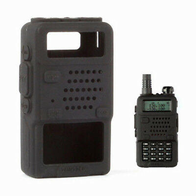- Two-way Radio Soft Protective Case Cover Fit For Baofeng UV-5R Plus Accessories,