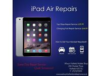 iPad 2/3/4/Air/Mini/Mini2 LCD Screen Top Glass Digitiser Repair Replacement Service Welwyn Hatfield