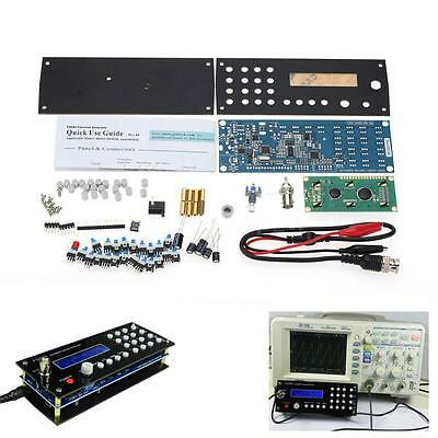 Mini Dds Function Signal Generator Sine Triangle Square Waveform Diy Kit Panel