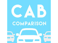 Compare local and long distance taxi fares in Salisbury