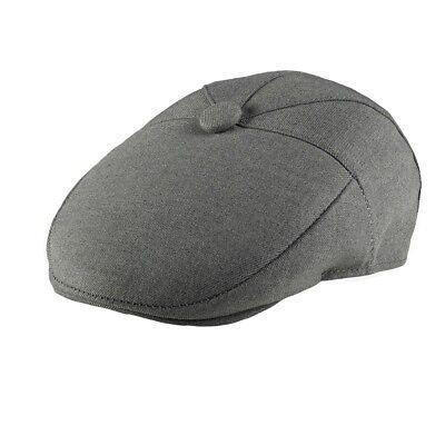 Wilson Classic Cap (Schiebermütze), grau - NEU direkt aus dem Pro-Shop !