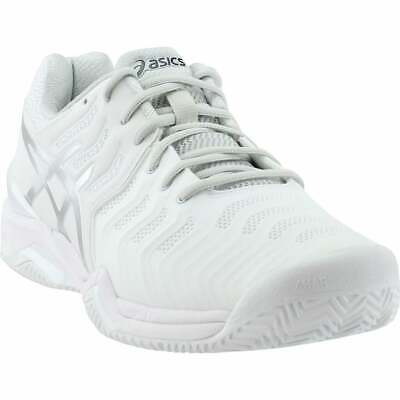 idioma objetivo vergüenza  ASICS Gel-resolution 7 Clay Mens E702y-9095 Black Lapis Tennis Shoes Size  11 for sale online | eBay
