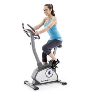 NEW Marcy Magnetic Upright Bike With 8 Levels of Resistance NS-40504U Condition: New