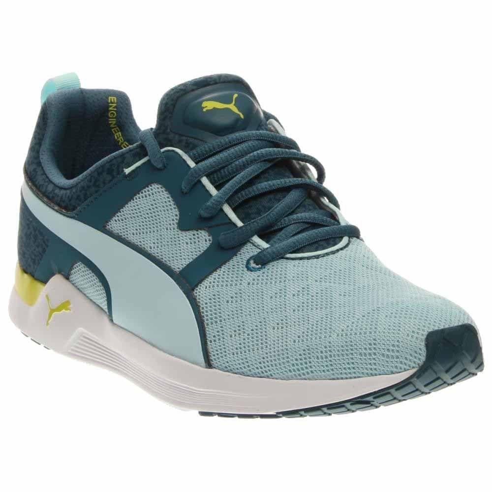 Puma Women Running Pulse XT Sport Training Shoes Blue - Great Support 4 Running