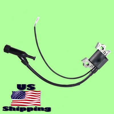 Stanley Ignition Coil For Ch2 208cc 6.5hp 2.5 In Wood Log Chipper Shredder