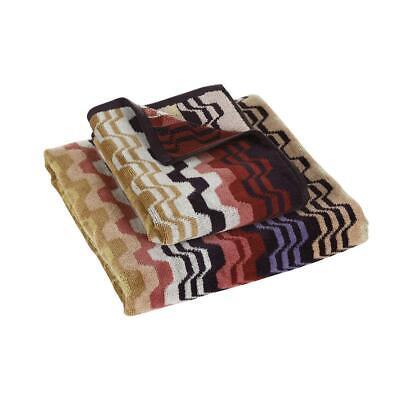 Missoni Lara Brown Stripes Towel