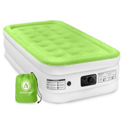 Dream Easy Ultra Soft Versatile Twin Size Waterproof Flocked