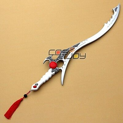 "39"" Green Ranger Sword of Darkness PVC Cosplay Prop 1056"