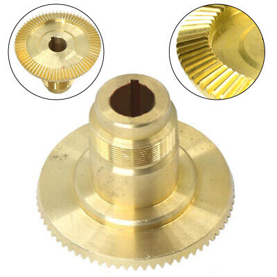 Bronze Gear Servo Power Feed Straight Modle Teeth Bridgeport Milling Machine New