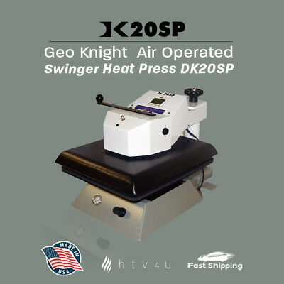 Geo Knight Dk20sp Automatic Heat Press